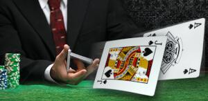 backjack tabel
