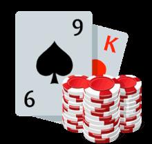 Blackjack systeem