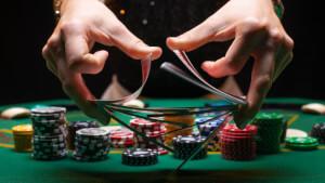 Kaarten tellen blackjack